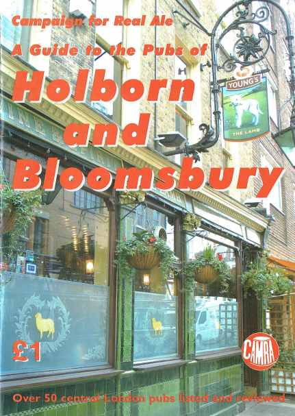 2003 Holborn & Bloomsbury Guide