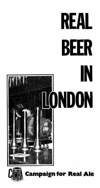 1974 Real Beer in London
