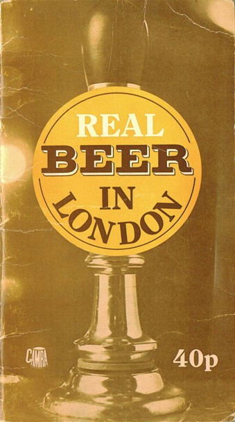 1975 Real Beer in London