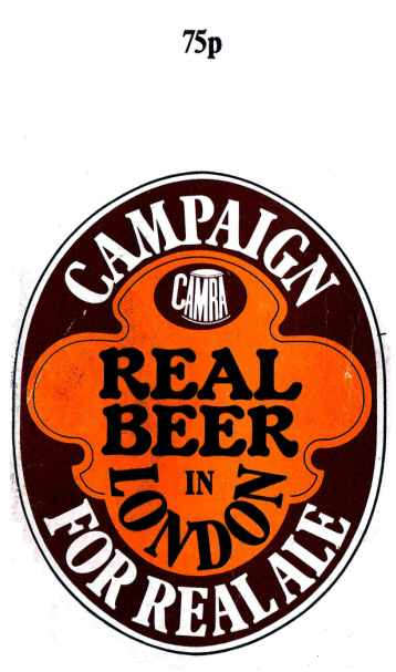 1977 Real Beer in London
