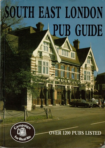 1988 South East London Pub Guide